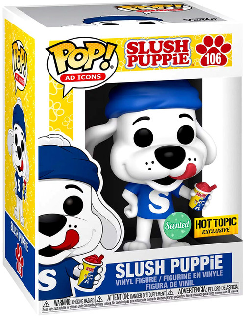Funko Icee POP! Ad Icons Slush Puppie Exclusive Vinyl Figure #106 [Cherry Scented] (Pre-Order ships February)