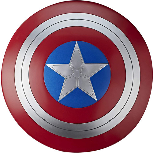 Marvel The Falcon and the Winter Soldier Legends Gear Captain America Shield Prop Replica (Pre-Order ships January)