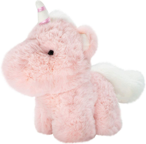 World's Softest Plush Unicorn 9-Inch Plush [Pink]