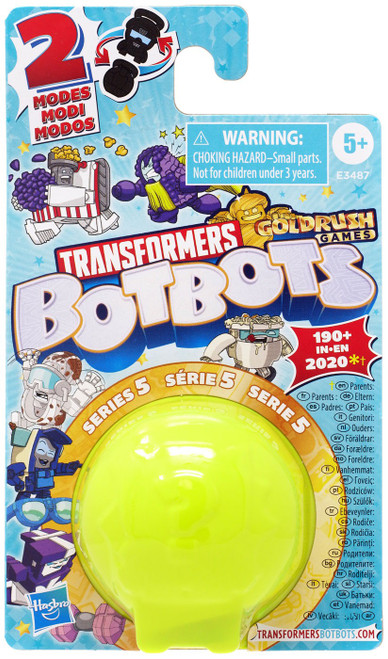 Transformers BotBots Series 5 Mystery Pack