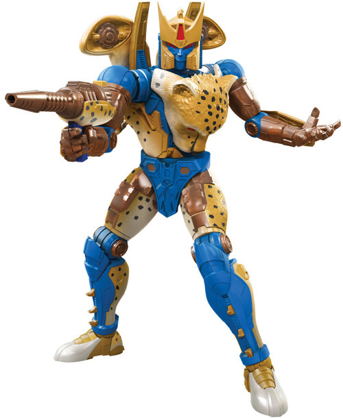 Transformers R.E.D. [Robot Enhanced Design] Vintage G1 Cheetor Action Figure [Beast Wars] (Pre-Order ships April)