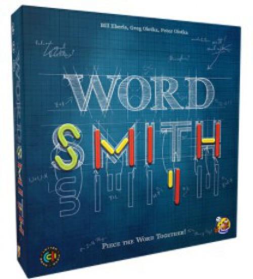 Wordsmith Board Game