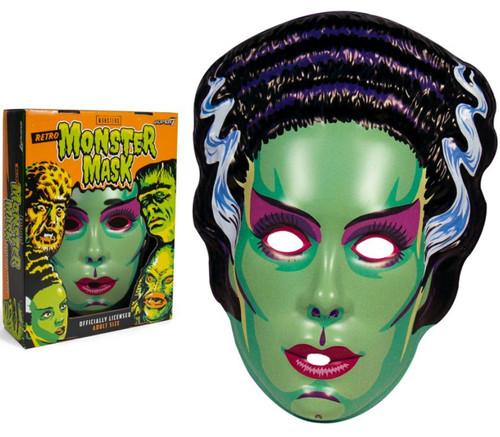 Universal Monsters Bride of Frankenstein Retro Monster Mask [Green]
