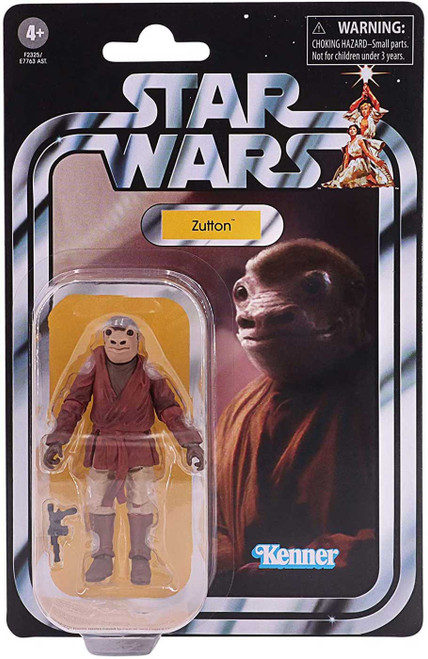 Star Wars Vintage Collection Zutton Action Figure (Pre-Order ships May)
