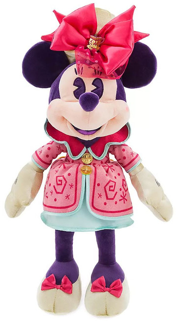 Disney Minnie Mouse the Main Attraction Minnie Mouse Exclusive 19-Inch Plush [Mad Tea Party]