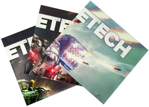 BattleTech Set of 3 Posters