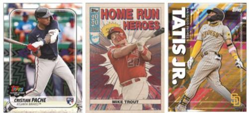 MLB Topps 2021 Baseball Sticker Collection BLASTER Box [10 Packs] (Pre-Order ships July)