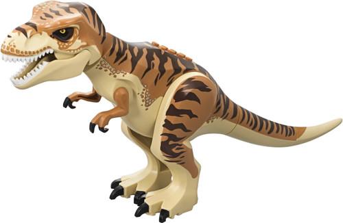 LEGO Jurassic World Tyrannosaurus rex with Medium Nougat Back [Loose]