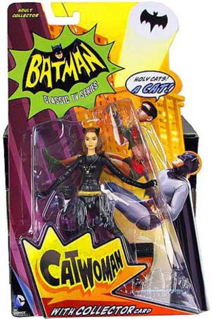 Batman 1966 TV Series Series 2 Catwoman Action Figure [Damaged Package]
