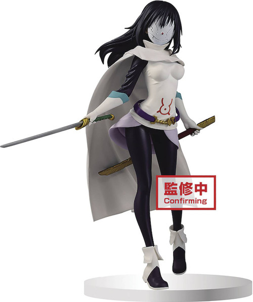 That time I Got Reincarnated as a Slime Otherworlder Shizu Collectible PVC Figure [Version 3] (Pre-Order ships May)