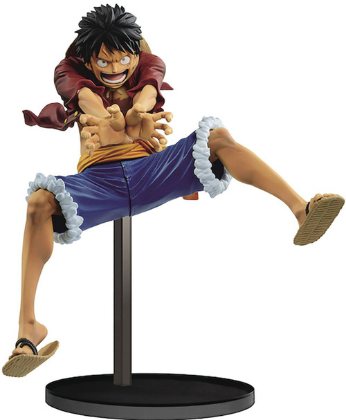 One Piece Maximatic Monkey D. Luffy II 6.5-Inch Collectible PVC Figure (Pre-Order ships May)