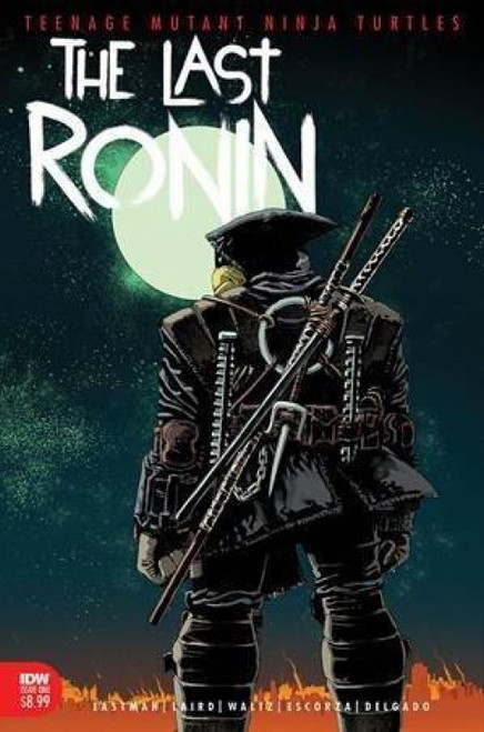 IDW Teenage Mutant Ninja Turtles #1 of 5 Last Ronin Comic Book [2nd Printing]