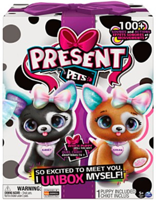 Present Pets Glitter Puppy Mystery Pack [1 RANDOM Figure!]