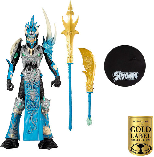McFarlane Toys Gold Label Collection Mandarin Spawn Exclusive Action Figure
