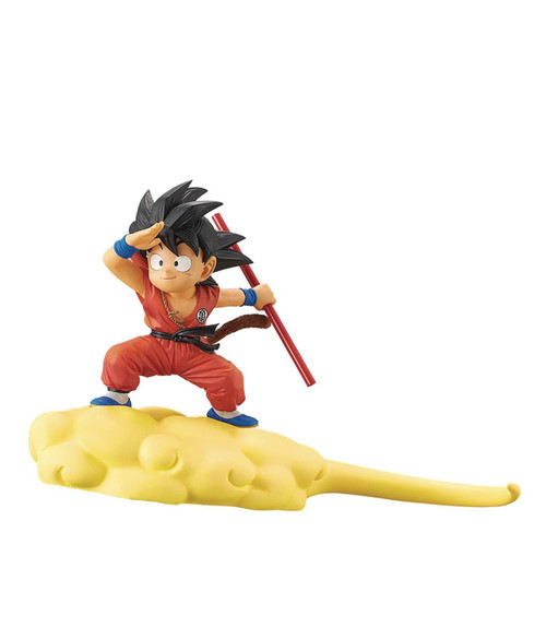 Dragon Ball Goku 5-Inch Collectible PVC Figure [Orange Version] (Pre-Order ships June)