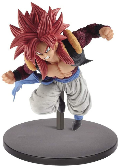 Dragon Ball GT Super Siayan 4 Goku 5.9-Inch Collectible PVC Figure (Pre-Order ships June)