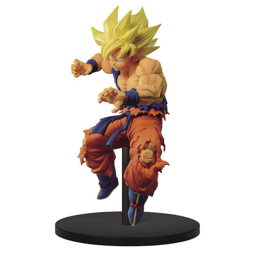 Dragon Ball Z FES!! Super Saiyan Son Goku 8-Inch Collectible PVC Figure (Pre-Order ships June)