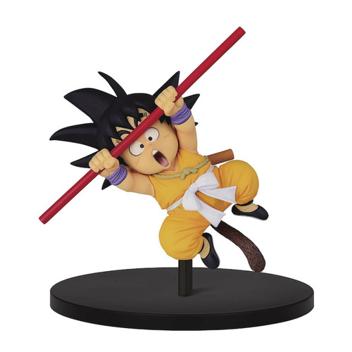 Dragon Ball FES!! Goku 5-Inch Collectible PVC Figure (Pre-Order ships June)