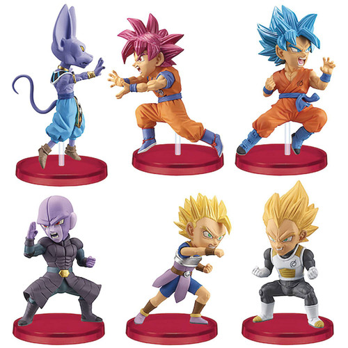 WCF Dragon Ball GT Volume 5 2.5-Inch Box of 12 PVC Figures (Pre-Order ships June)