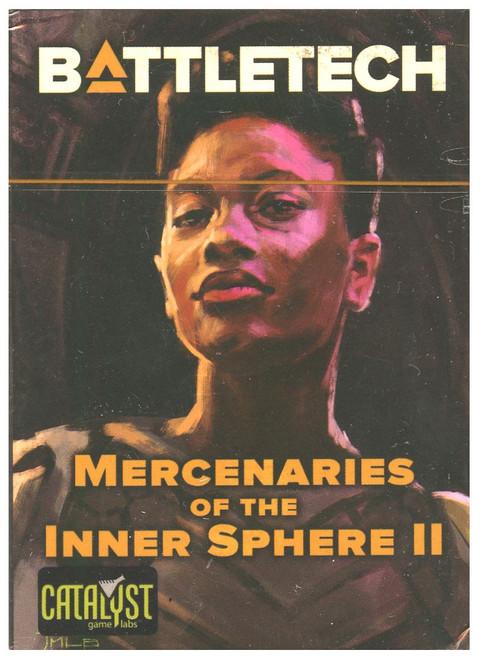BattleTech Mercenaries of the Inner Sphere II Card Deck
