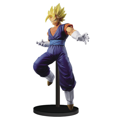 Dragon Ball Legends Collab Series Super Saiyan Vegito 9-Inch Collectible PVC Figure (Pre-Order ships January)