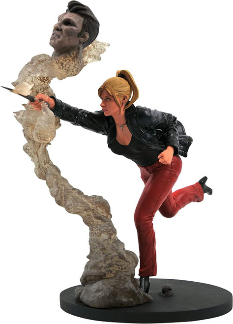 Buffy The Vampire Slayer Gallery Buffy Summers 9-Inch PVC Statue (Pre-Order ships May)