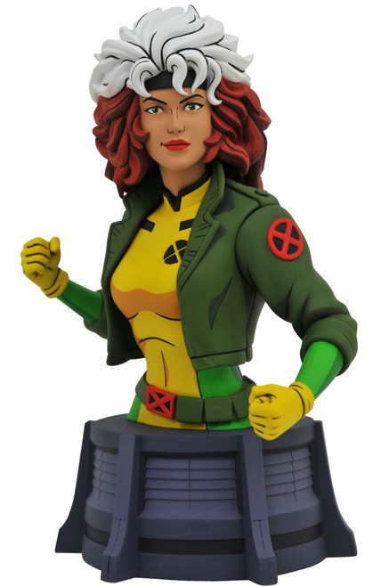 Marvel X-Men The Animated Series Rogue 6-Inch Bust (Pre-Order ships August)