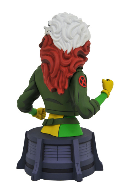 Marvel X-Men The Animated Series Rogue 6-Inch Bust (Pre-Order ships May)