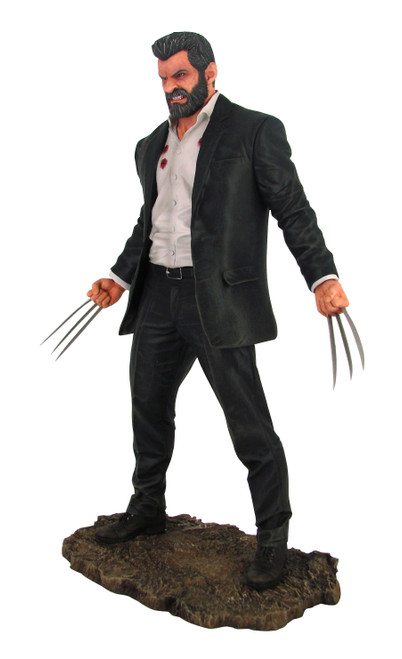 Marvel Premier Collection Logan 10-Inch PVC Figure Statue (Pre-Order ships May)
