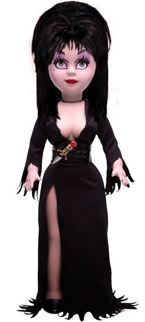 Living Dead Dolls Elvira Mistriss of the Dark Doll (Pre-Order ships June)