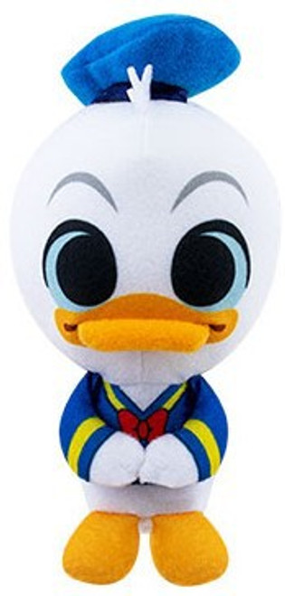 Funko Disney Mickey Mouse Series 1 Donald Duck 4-Inch Plush (Pre-Order ships October)
