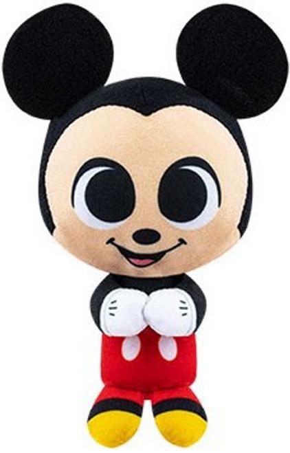 Funko Disney Series 1 Mickey Mouse 4-Inch Plush (Pre-Order ships April)