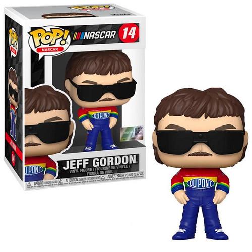Funko NASCAR POP! Sports Jeff Gordon Vinyl Figure #14