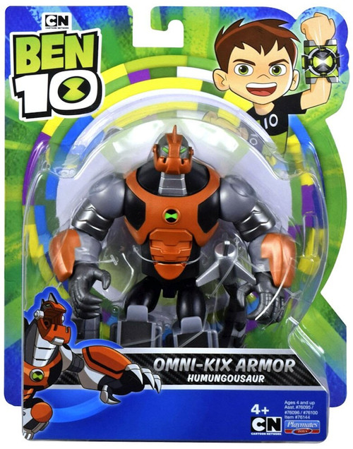 "4-5/"" pouces 10-13 cm RARE! Jet Ray BEN 10 OMNI-KIX ARMOR-JETRAY action figure"