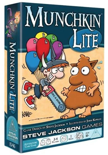 Munchkin Lite Card Game