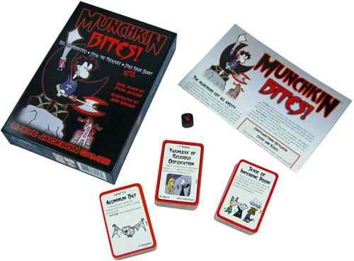 Munchkin Bites! Card Game