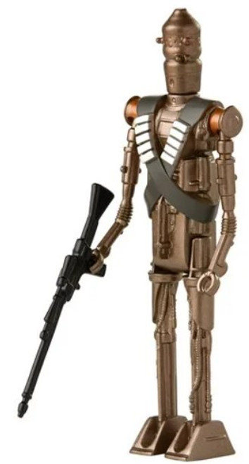 Star Wars The Mandalorian Retro Collection Series 3 IG-11 Action Figure (Pre-Order ships May)