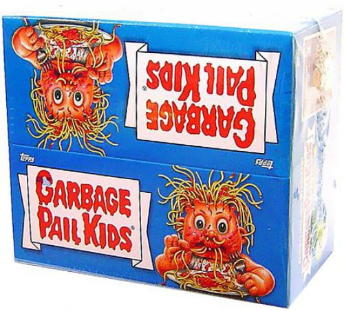 Garbage Pail Kids Topps All-New Series 6 Trading Card Sticker Box
