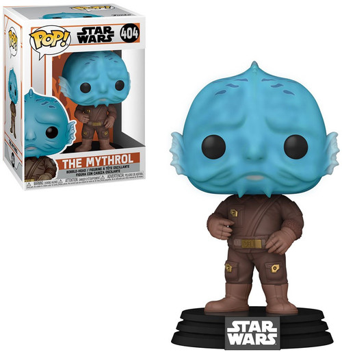 Funko The Mandalorian POP! Star Wars The Mythrol Vinyl Figure #404