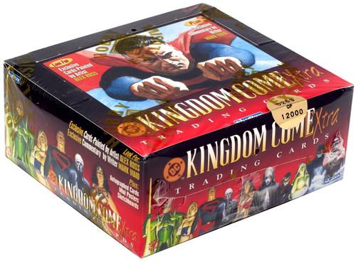 DC Kingdom Come Extra Trading Card HOBBY Box [36 Packs]