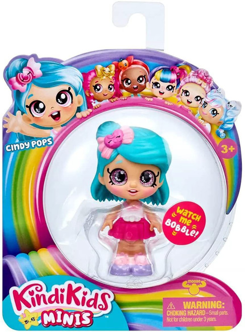 Kindi Kids MINIS Cindy Pops Doll