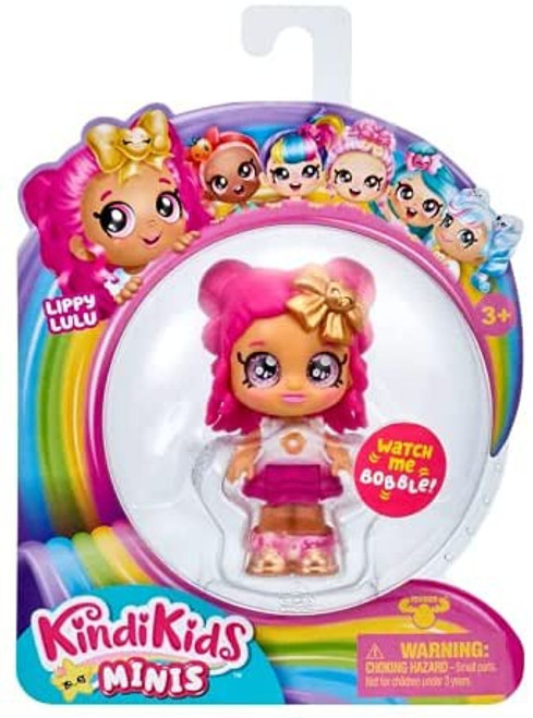 Kindi Kids MINIS Lippy Lou Doll