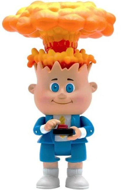 ReAction Garbage Pail Kids Adam Bomb Exclusive Action Figure