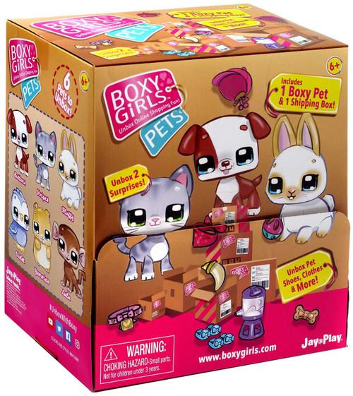Boxy Girls Pets Mystery Box [18 Packs]