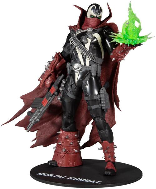 McFarlane Toys Mortal Kombat 11 Commando Spawn Deluxe Action Figure