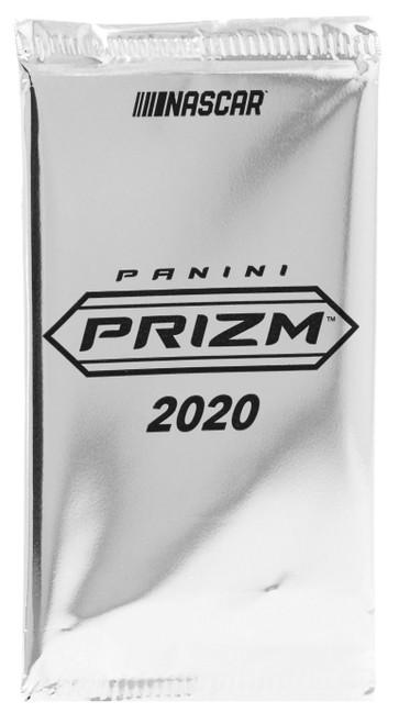 NASCAR Panini 2020 Prizm Racing Trading Card Exclusive RETAIL BONUS Pack [3 Cards]