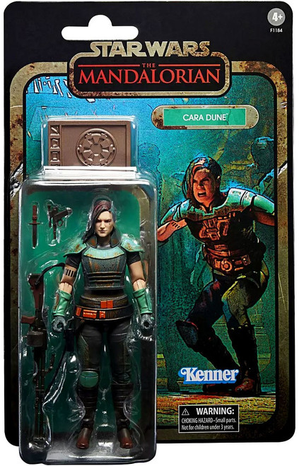 Star Wars The Mandalorian Black Series Credit Collection Cara Dune Exclusive Action Figure