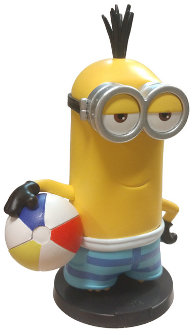 Pop Mart Minions Holiday Volleyball Kevin 3-Inch Minifigure [Loose]