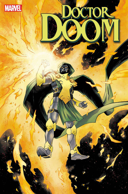 Marvel Comics Doctor Doom #9 Comic Book [Declan Shalvey Phoenix Variant] (Pre-Order ships November)