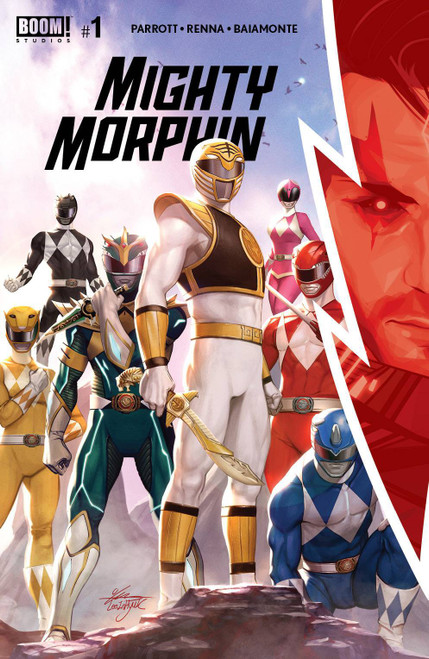 Boom Studios Mighty Morphin #1 Comic Book